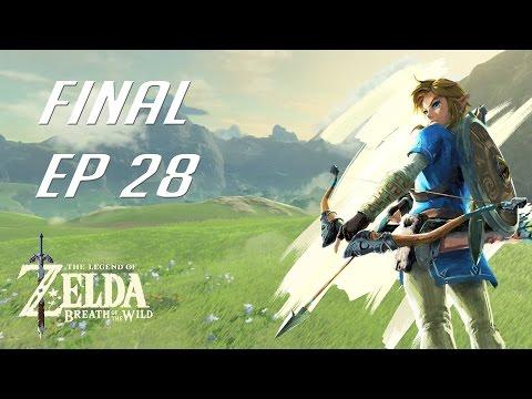 DIRECTO!! The Legend of Zelda Breath of the Wild - FINAL - Castillo Hyrule - GANON - FINAL BUENO