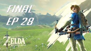 Video de DIRECTO!! The Legend of Zelda Breath of the Wild - FINAL - Castillo Hyrule - GANON - FINAL BUENO