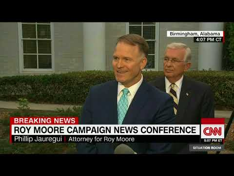 Attorney to Moore accuser: Release yearbook