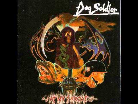 Dog Soldier -At my Throat   (Standard)