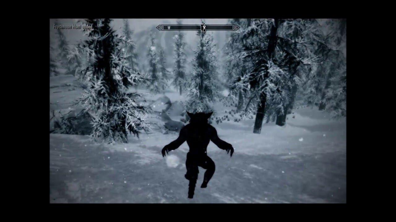 Vampire Werewolf Hybrid Skyrim   www.pixshark.com - Images ...