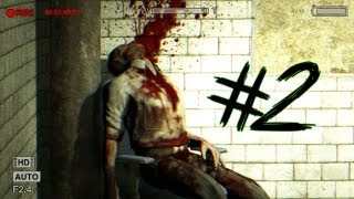 Outlast Gameplay Walkthrough Part 2 - First Monster Encounter