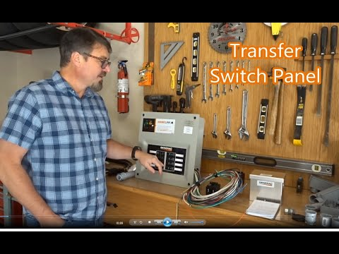 How To Install A Generac Generator Transfer Switch