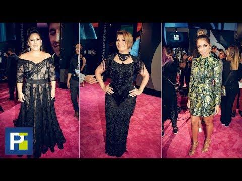 ¿Quiénes fueron las mejores y peores vestidas en Premio Lo Nuestro?