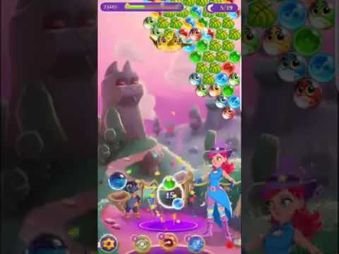 Bubble Witch 3 Saga Level 312 ~ No Boosters