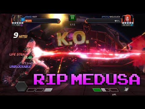 Highs and Lows of Morningstar in AW | Medusa Boss Solo☆