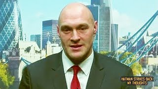 TYSON FURY: THE SMARTEST MAN IN BOXING??!!!