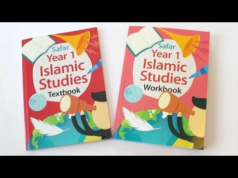 Safar Islamic Studies Curriculum Review   Year 1 Kindergarten
