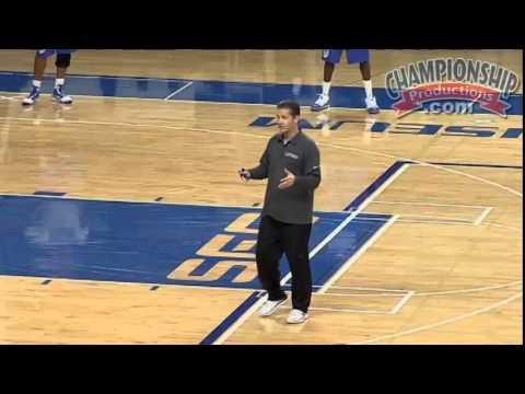 All Access Kentucky Basketball Practice with John Calipari - Clip 2
