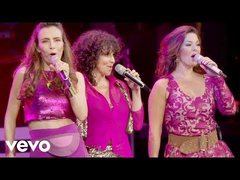 Timbiriche - Medley Niñas Vs. Niños (En Vivo)