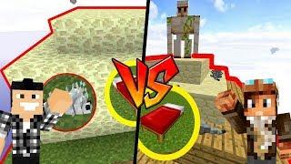QUI À LA MEILLEURE BASE ULTRA SÉCURISÉE ?! | Minecraft Bed Wars