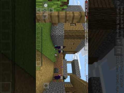 Чясть 3 а том что ведьмы захватили деревню