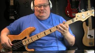 The Police Invisible Sun Bass Cover with Notes & Tablature