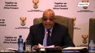 Business is the backbone of our economy - President Jacob Zuma to business leaders