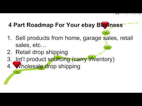 4 Part Roadmap for ebay Success
