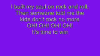 Time To Win - Down With Webster lyrics