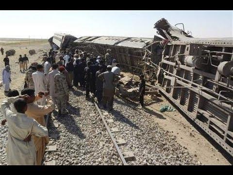 TERRORIST TRAIN BOMBING - 6 Dead BUS BOMBING 5 Dead - See Description