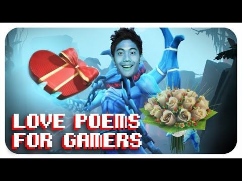 Thumbnail: Love Poems for Gamers!