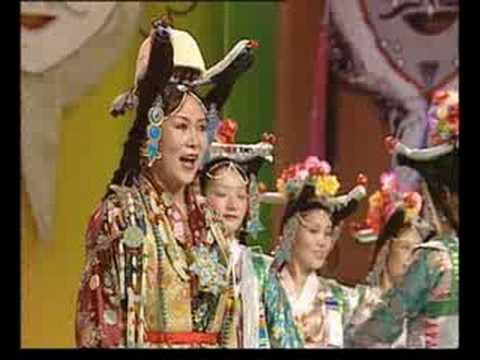 Tibetan Traditional Musik Nangma Kelpa Sang Song