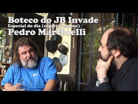 Boteco do JB Invade Especial • Pedro Martinelli
