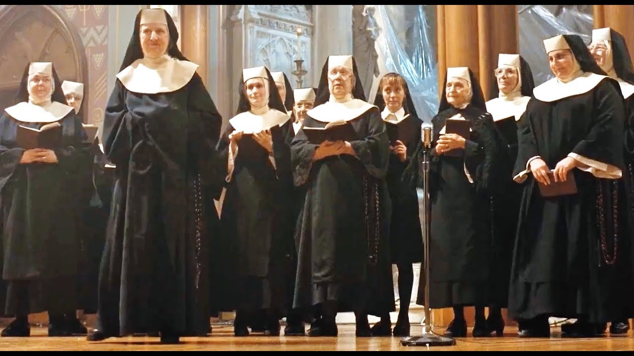 Download 1992 - Sister Act - 1st Choir performance - Salve Regina (Hail Holy Queen)