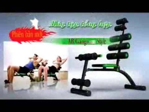 Máy tập bụng AB Gangnam Style