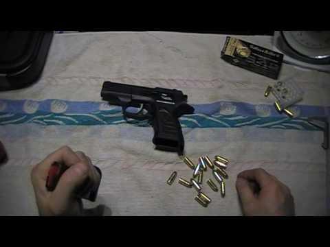 Opis pistolja Tanfoglio ft7 7,65mm