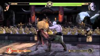 Прохождение Mortal Kombat (перевод BOPOH & Tauriel) Ч. 5 — Liu Kang