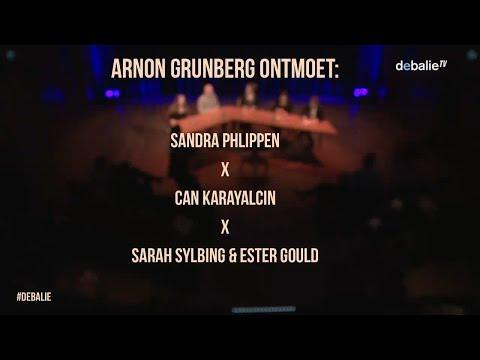 Arnon Grunberg ontmoet.. in gesprek over inkomensongelijkheid