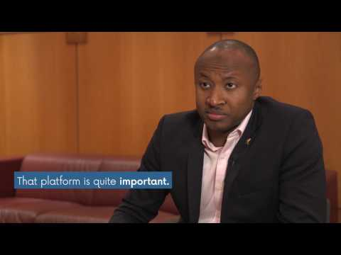 Seyni Nafo on the NDC Partnership