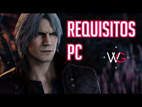 Devil May Cry 5: Requisitos Minimos/ Recomendados PC thumbnail
