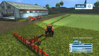 Farming Simulator XBOX 360: How to Raise Cows Episode 2 Hay