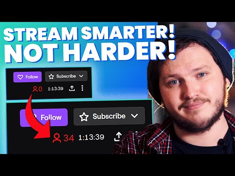 7 CRUCIAL Twitch Growth Tips For Small Streamers In 2021!