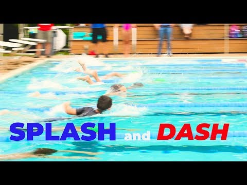 Splash And Dash Burkwood