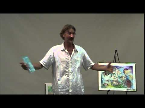 "Dr. Will Tuttle (PhD) at World Veg Festival 2014 - ""The metaphysics of food"""