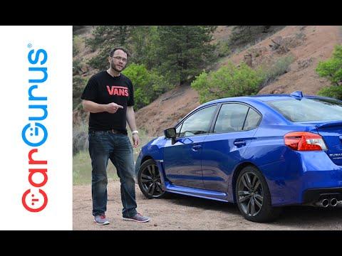 2016 Subaru WRX | CarGurus Test Drive Review