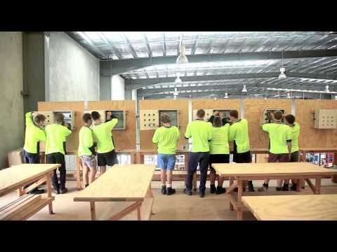 Careers Australia & Construction Skills Queensland's Intern Program