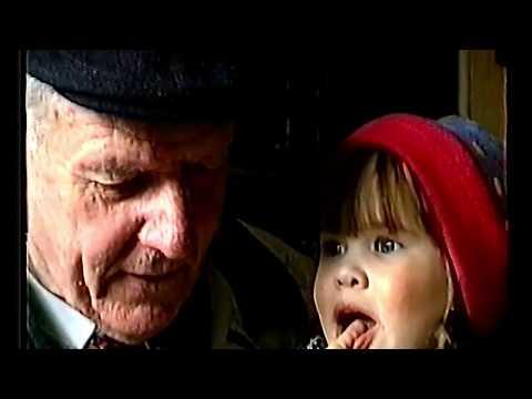 Påskmiddag hos farfar Arne