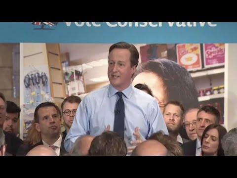 David Cameron: Small Business Manifesto launch