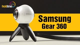 Samsung Gear 360 – обзор камеры, которая позволяет снимать фото и видео с обзором в 360 °