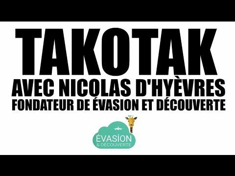 TAKOTAK #01 - Nicolas d'Hyèvres
