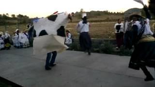 Torito de Carnaval Huecorio 2013