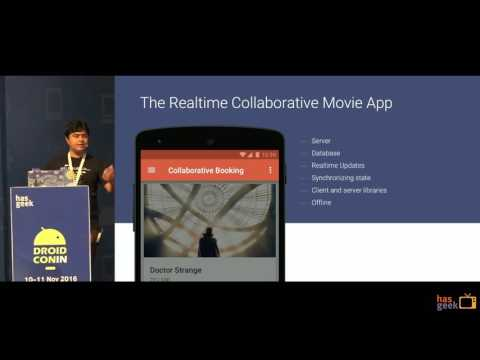 Firebase Realtime Database deep dive - Soham Mondal, Triveous