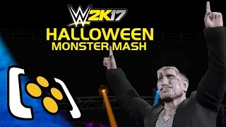 WWE 2K17 Halloween Monster Mash