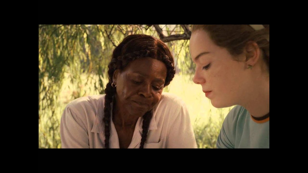 The Help Scene With Skeeter S And Constantine Youtube