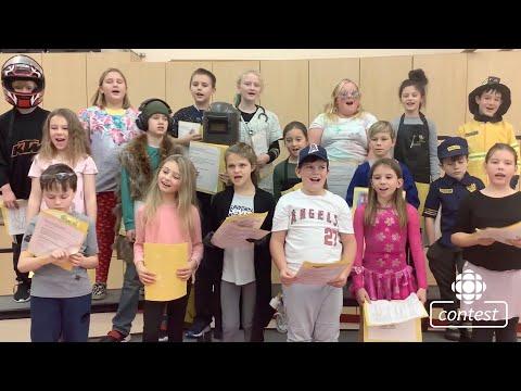 """""""Shine a Light"""" - Forest Ridge Academy #CBCMusicClass"""