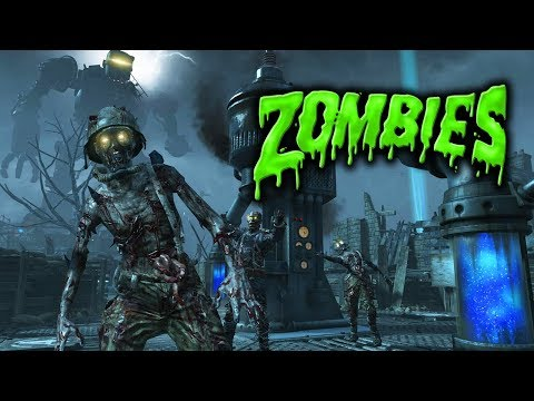 ASCENSION ZOMBIES (Black Ops 3 Zombies)