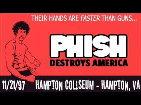 1997.11.21 - Hampton Coliseum