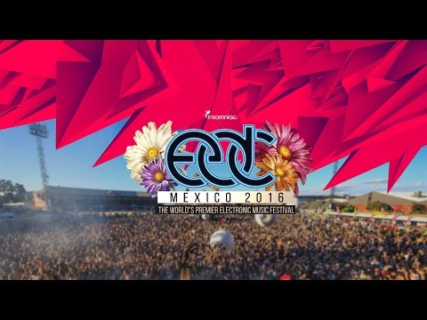 Heyder - Electric Daisy Carnival (EDC), Mexico  [Playlist Mix]