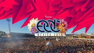 Heyder - Electric Daisy Carnival (EDC), Mexico  [Playlist Mix]
